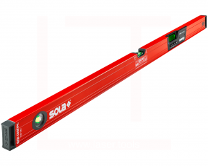 SOLA Poziomica cyfrowa Bluetooth Red Digital 120cm